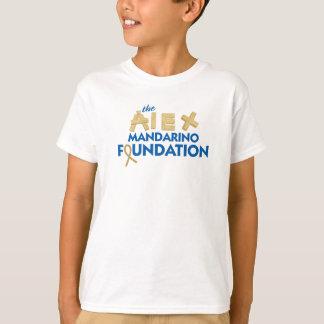 Der weiße T - Shirt der Kinder