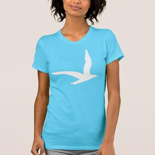 Der weiße Vogel T-Shirt