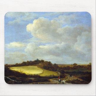 Der Wheatfield Mauspad