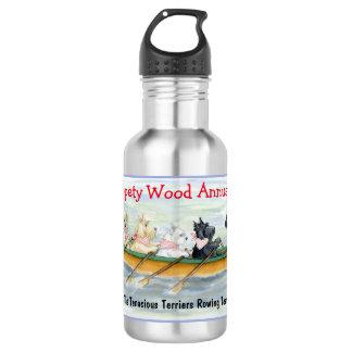 Der Whippety hölzerne jährliche Regatta Trinkflaschen