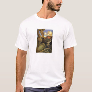 Der widerstrebende Drache T-Shirt