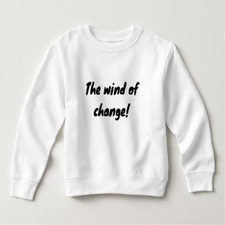 der Wind der Änderung! Sweatshirt