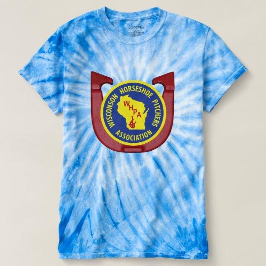 Der Wirbelsturm-Krawatten-T - Shirt der Männer