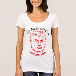 Der wirklichen McCoif TRUMPF | amerikanische das T-Shirt