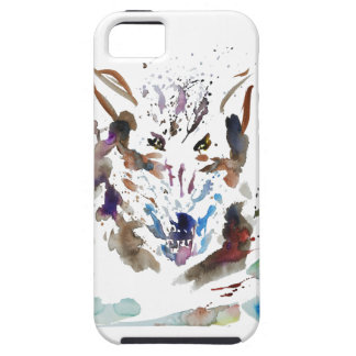 '' Der Wolf '' iPhone 5 Case