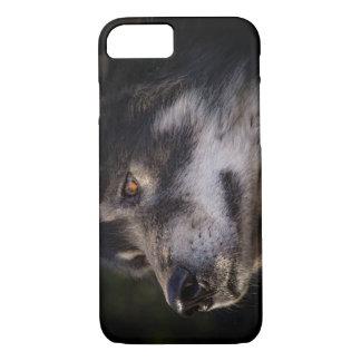 Der Wolf iPhone 7 Hülle