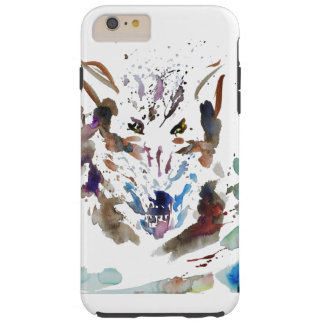 '' Der Wolf '' Tough iPhone 6 Plus Hülle