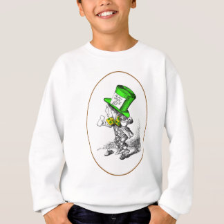 Der wütende Hutmacher Sweatshirt