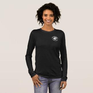 Des Bella der Damen+Leinwand-langer Hülse RAM T - Langarm T-Shirt