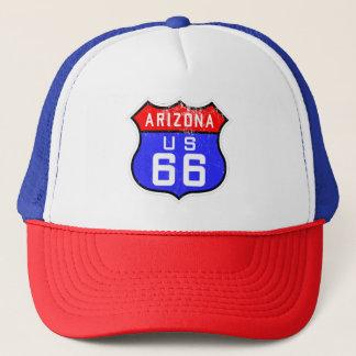 Des Entwurfs-Fernlastfahrers Arizonas US des Truckerkappe