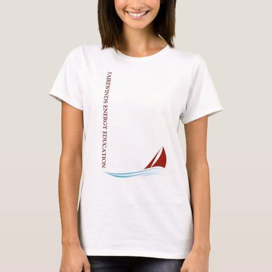 Des Fairewinds der Damen Logo-T - Shirt