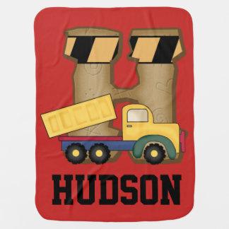 Des Hudsons personalisierte Geschenke Babydecke