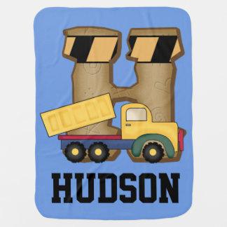 Des Hudsons personalisierte Geschenke Kinderwagendecke