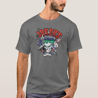 Des Jokers wild T-Shirt