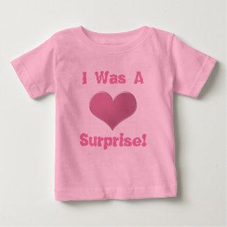 Des jumeaux Tripplets j'étais une surprise etc. T-shirt