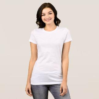 Designe Dein eigenes Bella Damen Rundhals Shirt