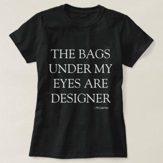 Designer sackt T-Stück ein T-Shirt
