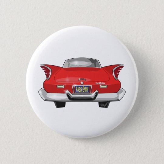 DeSoto 1960 Runder Button 5,1 Cm