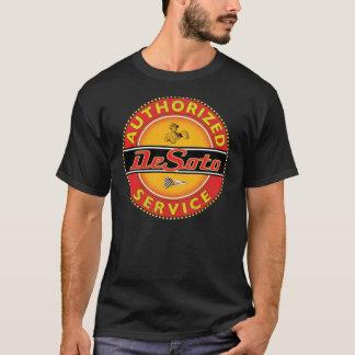 desoto Service-Zeichen T-Shirt