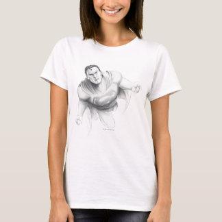 Dessin de Superman T-shirt