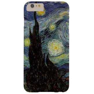 Détaillez la nuit étoilée par cas plus de l'iPhone Coque iPhone 6 Plus Barely There