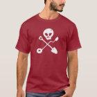 Detectorist Skull - Sondengänger Schädel T-Shirt