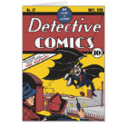 Detektiv-Comicen #27 Karte
