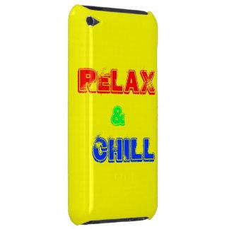 Détendez et refroidissez coques iPod touch