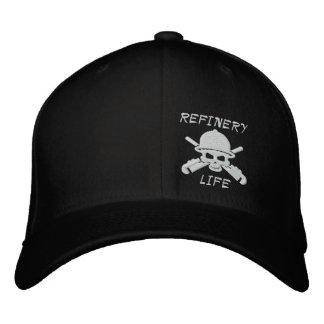 Detroit-Raffinerie - Raffinerielebenhut Bestickte Kappe