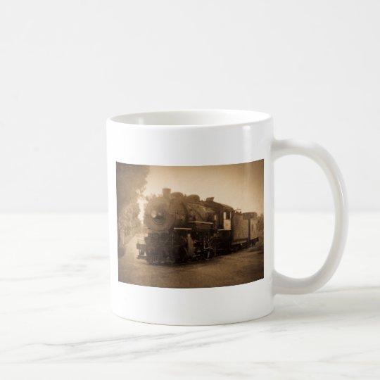 Detroitterminaleisenbahn-Motor bei Adrian MI Tasse