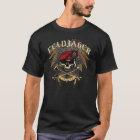 Deutsch Feldjager Wartungstafel-Shirt T-Shirt