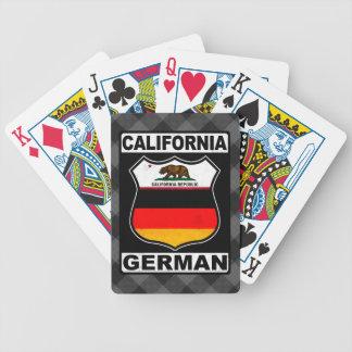Deutsche amerikanische Karten Kaliforniens