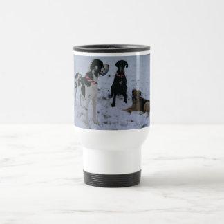 Deutsche Dogge, Great Dane,Hunde,Weihnachten Haferl