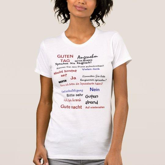 Deutsche Klasse - Sprechen Sie Deutsch? T-Shirt