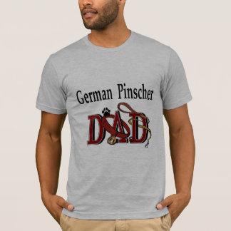 Deutsche Pinscher-Vati-Geschenke T-Shirt