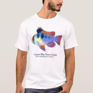 Deutscher blauer RAMcichlid-T - Shirt