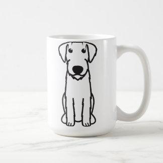 Deutscher Drahthaar-Zeiger-HundeCartoon Kaffeetasse