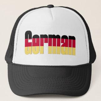 Deutscher Hut Truckerkappe