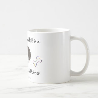 deutscher kurzhaariger Zeiger Kaffeetasse