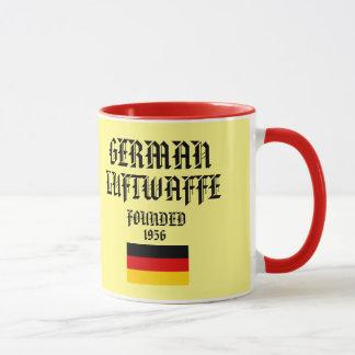 Deutscher Luftwaffe Roundel Kaffee-Tasse Tasse