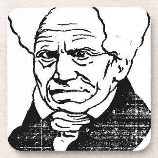 Deutscher Philosoph Arthur Schopenhauer durch Cocktail Untersetzer - deutscher_philosoph_arthur_schopenhauer_durch_cocktail_untersetzer-rea906139c4f341d797828323d08b8227_ambkq_8byvr_324