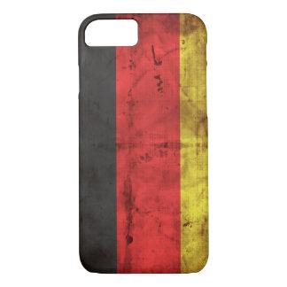 Deutschland Flagge iPhone 8/7 Hülle