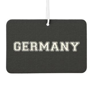 Deutschland Lufterfrischer