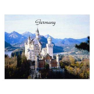 Deutschland-Postkarte Postkarte