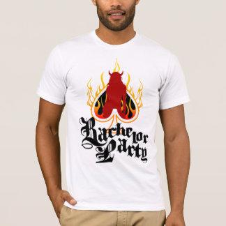 Devilish Junggeselle-Party T-Shirt