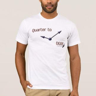 DGAF über Zeit T-Shirt