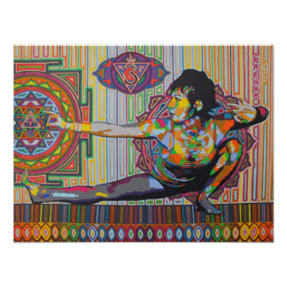 Dharana - 2011 as poster/canvas