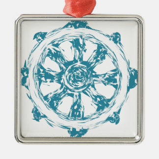 dharma2 silbernes ornament