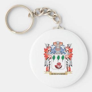 Di-Bernardo-Wappen - Familienwappen Schlüsselanhänger