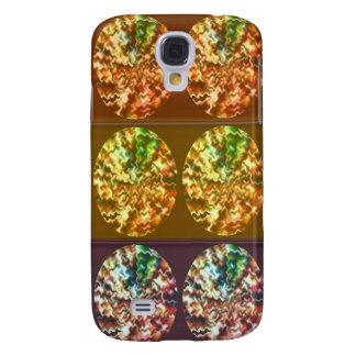 Diamant-Dekorations-Energie-Muster Galaxy S4 Hülle